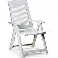 Кресло Tampa белое производство Италия