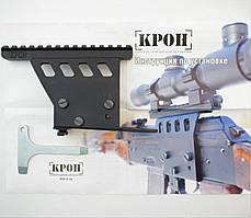 Кріплення Полтава-Крон ПСК на АКМ/АК74