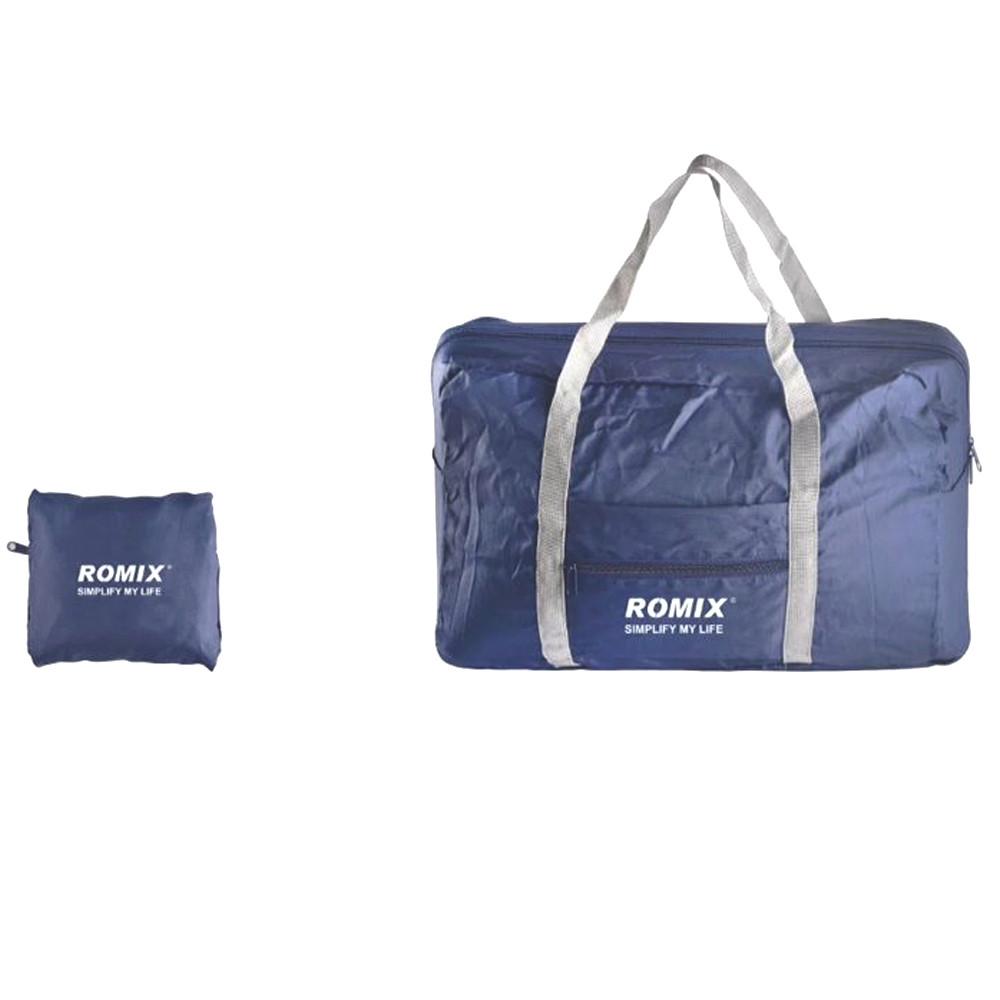 0956a61b36ae Складная сумка ROMIX Темно-синяя, КОД: 111388, цена 288,99 грн., купить  Київ — Prom.ua (ID#911544853)