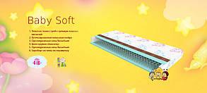 Детский матрас Herbalis Kids BABY SOFT / БЕЙБИ СОФТ 60х120 (ЕММ-ТМ), фото 2