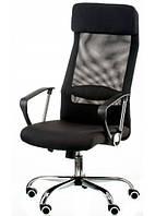 Крісло офісне Special4You Silba black