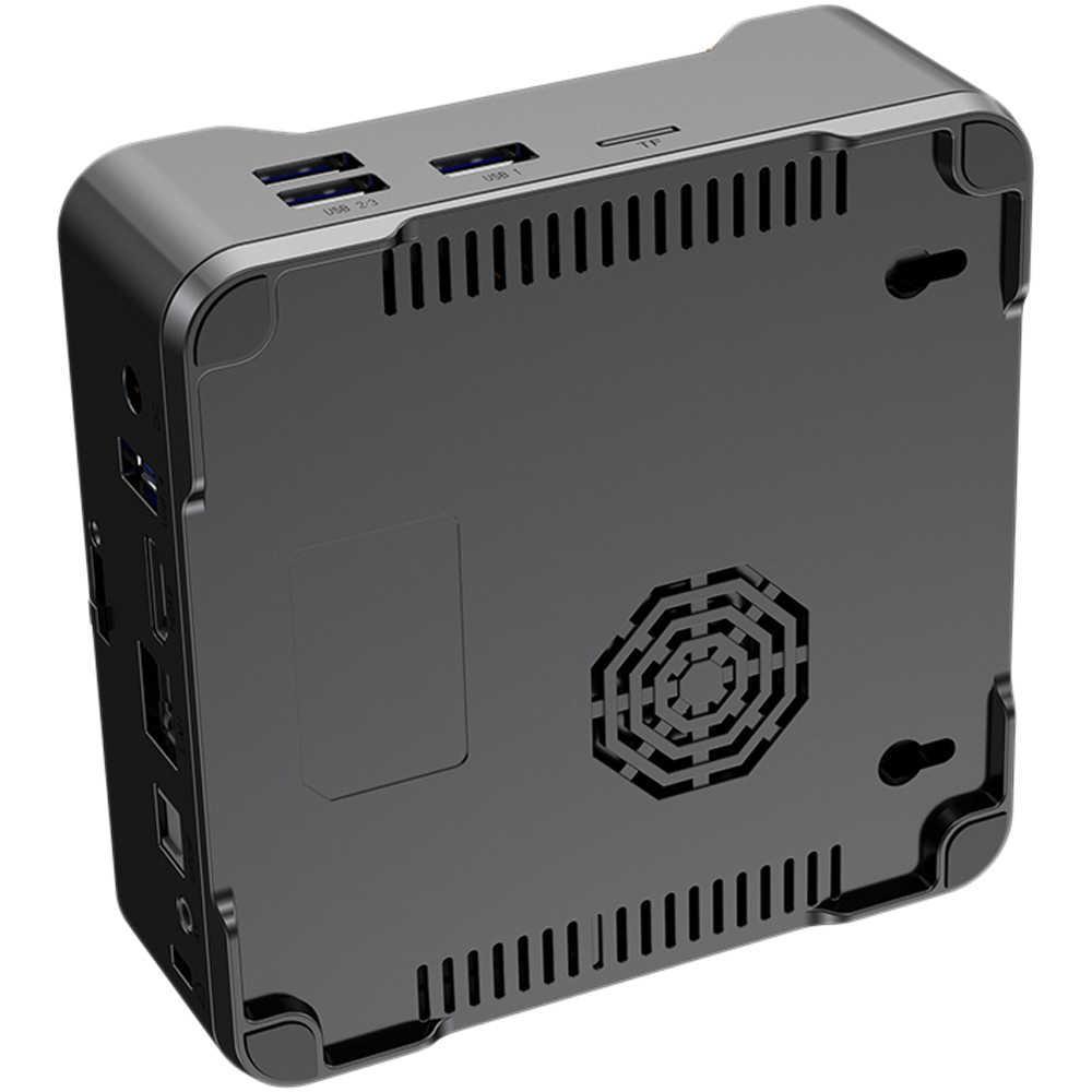 ТВ приставки и медиаплееры Android TV box A95X Max 4 64 black RJ-45 Wi-Fi Bluetooth Ethernet UltraHD