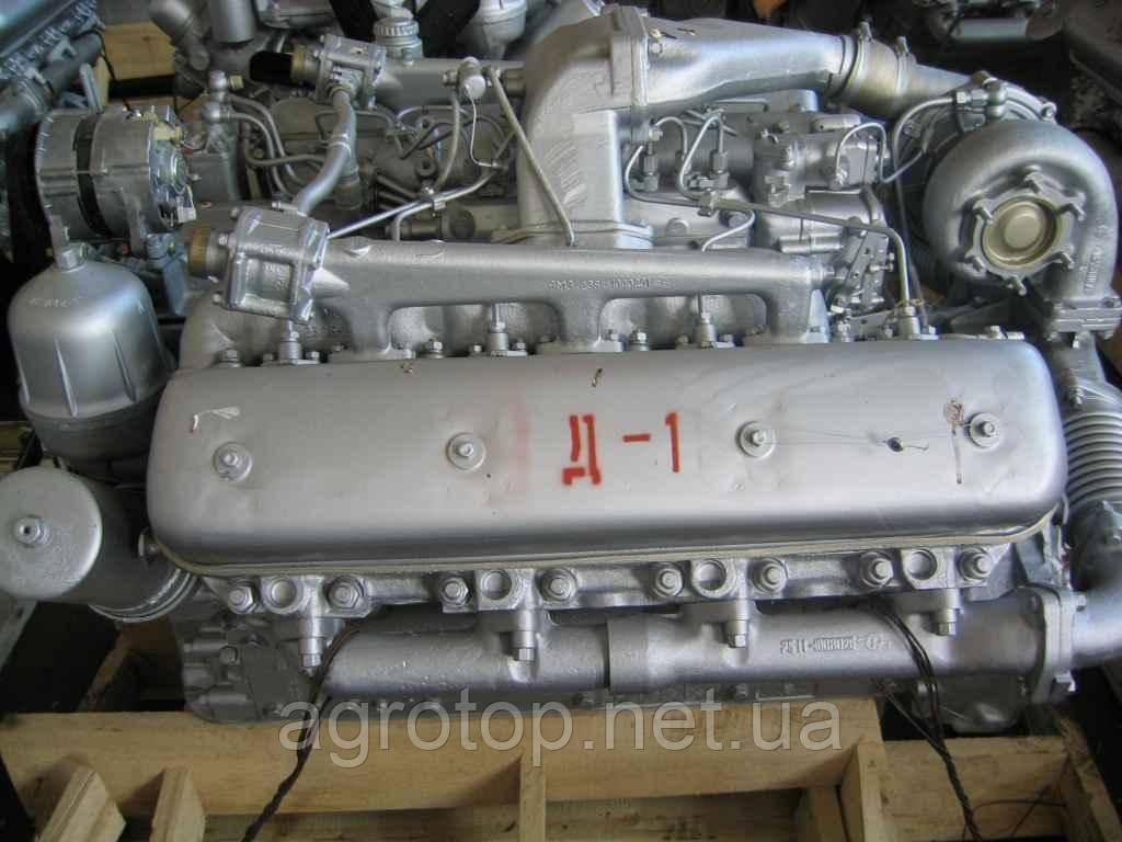 Двигатель ЯМЗ 238Д-1 (330л.с) на МАЗ Супер