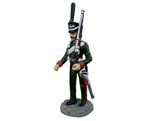 Фігурка олов'яна (Eaglemoss) Рядовий лейб-гвардії Кінно-єгерського полку №40 (1:32)