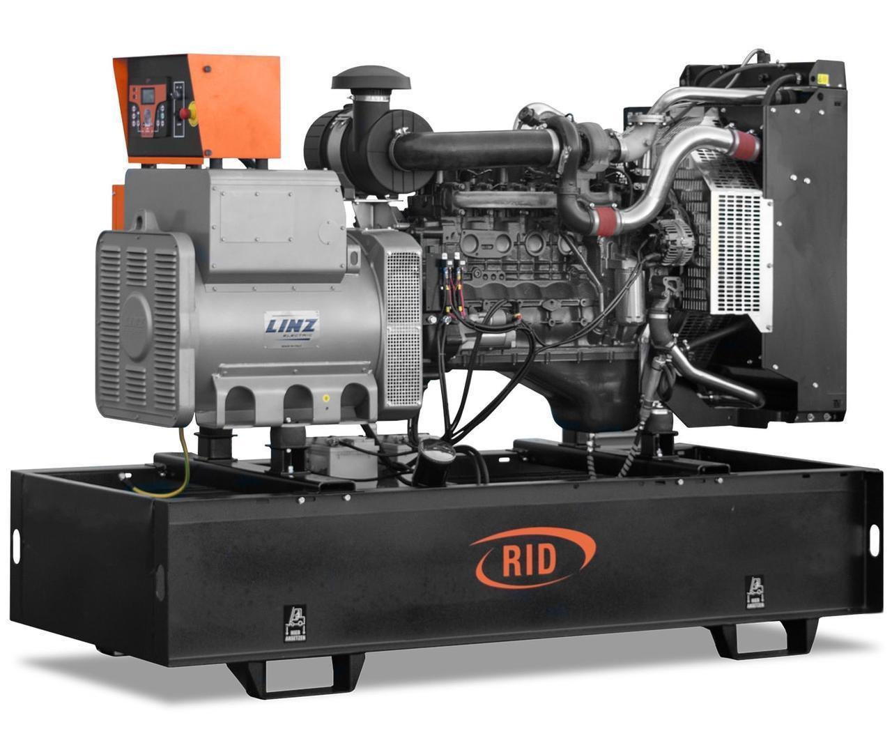 Дизельный генератор RID 50 C-SERIES (40 кВт)