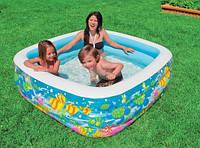 Детский бассейн intex 57471 «Голубая лагуна»
