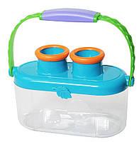 Развивающая игрушка-бинокль EDUCATIONAL INSIGHTS серии Геосафари - МИР НАСЕКОМЫХ (EI-5091)