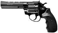 """Револьвер Флобера ZBROIA Profi 4.5"""" (черный / пластик)"""