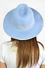 Челентанка Famo Шляпа федора Мауи синяя - 137228, фото 3