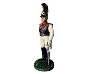 Фигурка оловянная (Eaglemoss) Обер-офицерЛейб-гвардии Конного полка №43 (1:32)