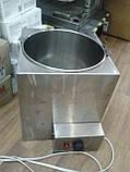 Дражировочная машина (барабан) BY100 с системой подачи глазури (шоколада), фото 5