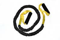 Эспандер для фитнеса трубчатый в обмотке ( 2,7 кг 1,5 м)