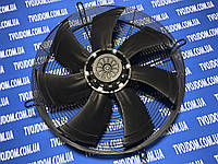 Вентилятор осевой ZIEHL-ABEGG FN045-VDK.2F.V7P2 330 куб/час 1400 об./мин.