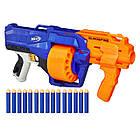 Пистолет-трансформер с мягкими патронами SB 259, фото 5