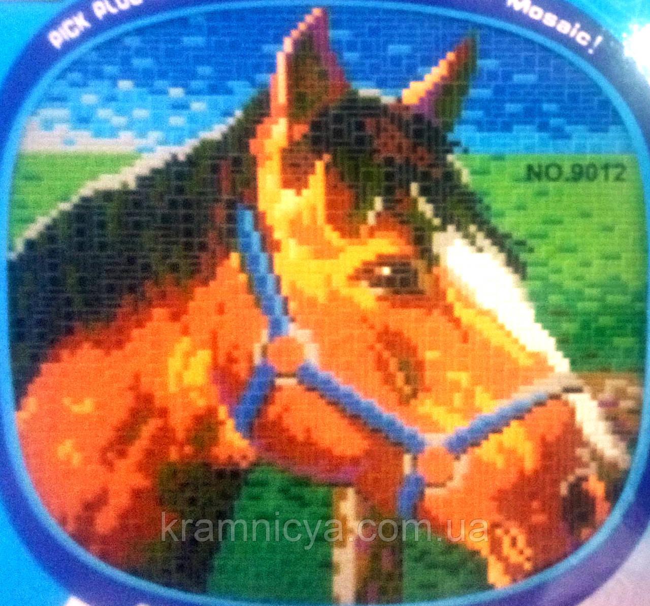 """Картина-мозаика """"Лошадь"""""""