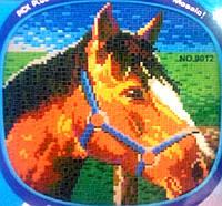 "Картина-мозаика ""Лошадь"", фото 1"