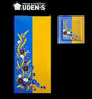 """Дизайн-радиатор """"Украина"""" (диптих)"""
