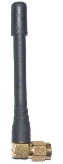 Антенна RF433 SMA Male Угловая L=80 mm 3dBi