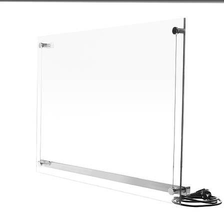 Инфракрасный стеклянный обогреватель P750G - VISIO, фото 2