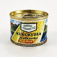 """Прикормка кукуруза со вкусом мёда """"Fishing Forever"""""""