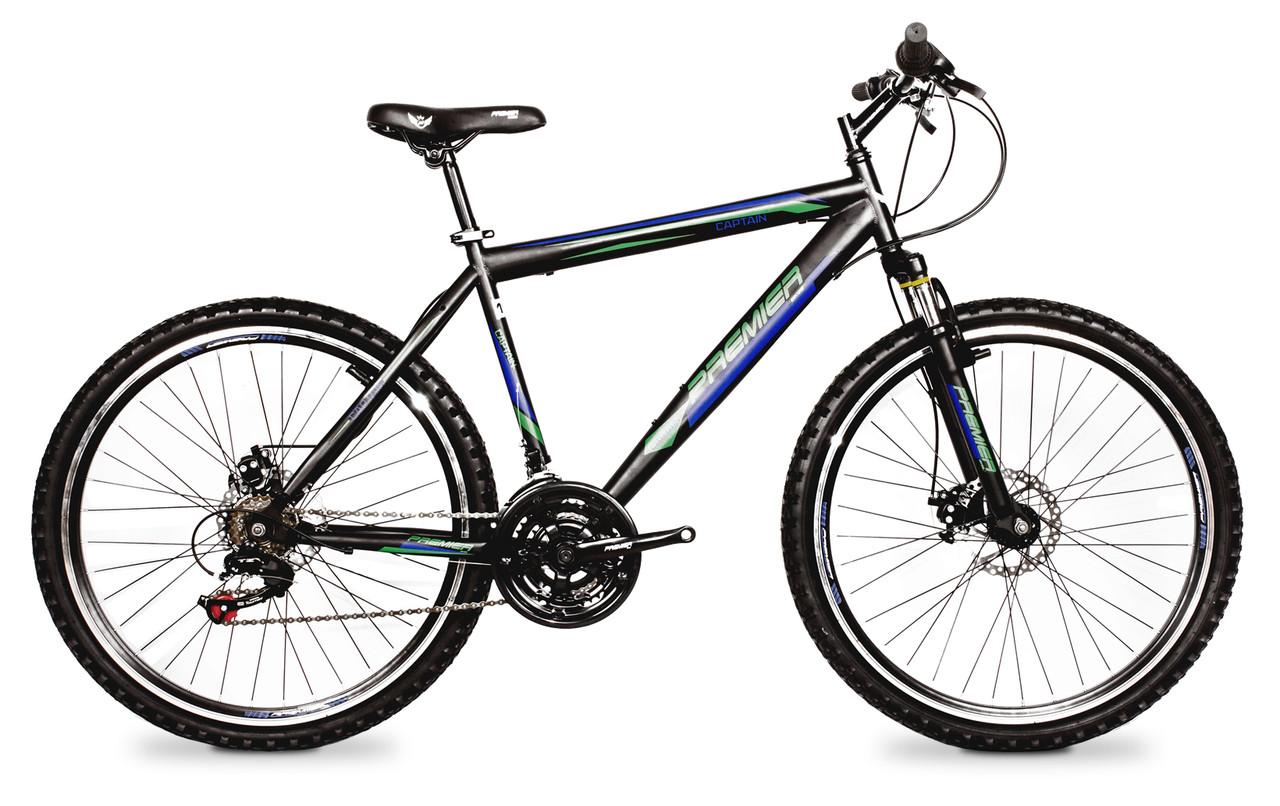 Гірський велосипед Premier Captain Disc 26