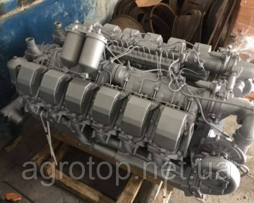 Двигун ЯМЗ-850.10 (560л.с.) бульдозер Т-35.01 Я