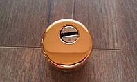 Броненакладка врезная Mottura 9411645p латунь
