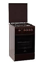 Кухонная плита GRETA 1470-00-16 коричневая