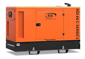 Дизельный генератор RID 60 C-SERIES S (48 кВт)