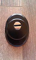 Броненакладка врезная Mottura 9411925N матовый черный
