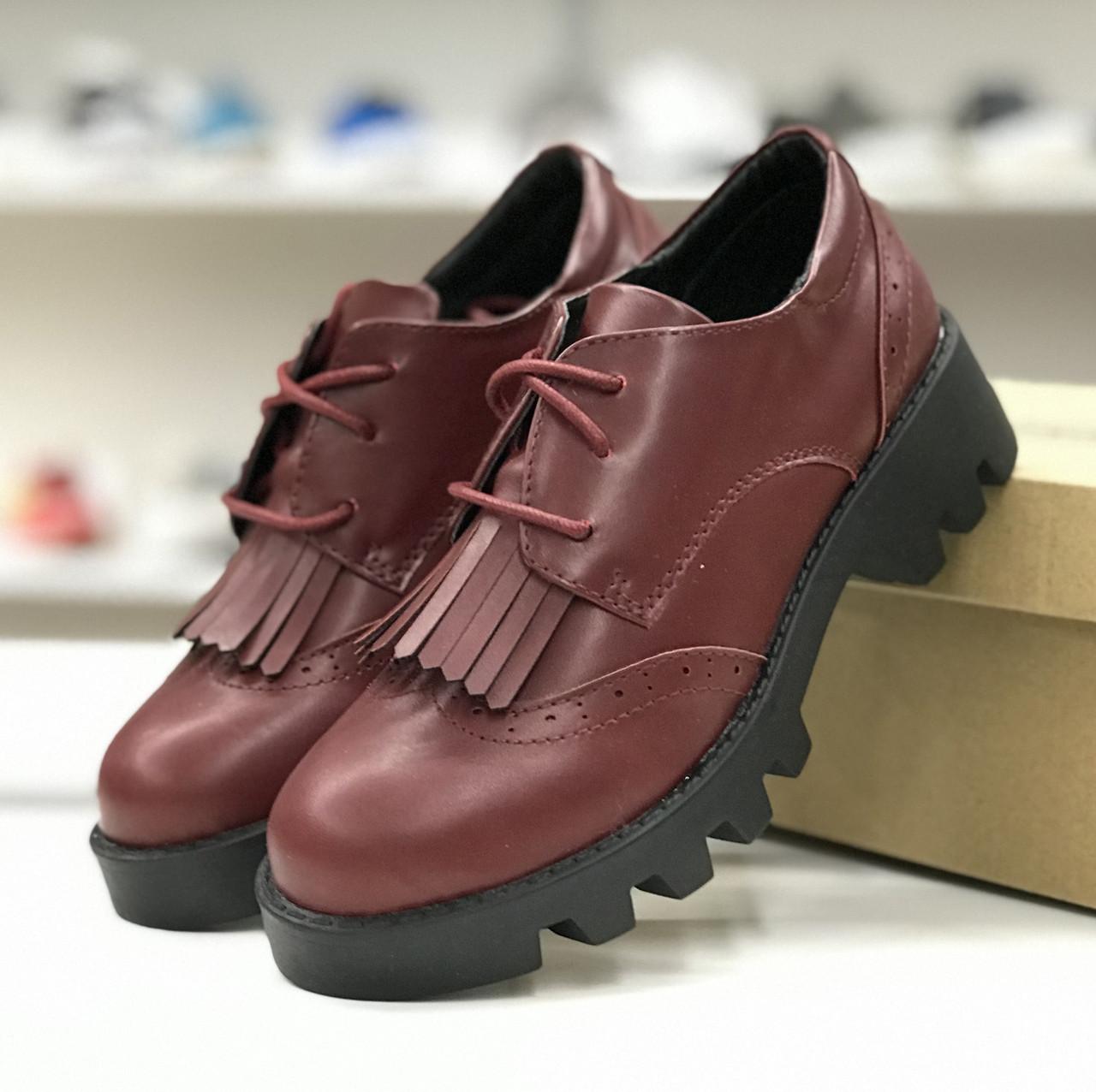 835702ad7 Туфли на платформе Friboo р 31. Детская осенняя обувь