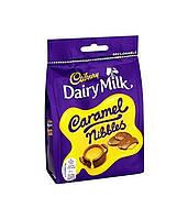 Конфеты Cadbury Dairy Milk Caramel Nibbles 120 g