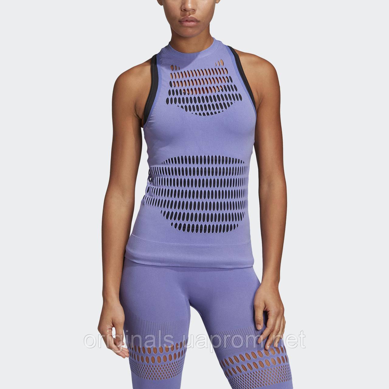 Спортивная майка Adidas Warp Knit DQ0579