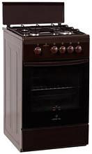 Кухонная плита GRETA 1470-00-17 коричневая