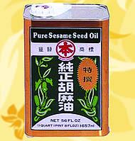 Кунжутное масло, Япония, 1,657л, СхЧ