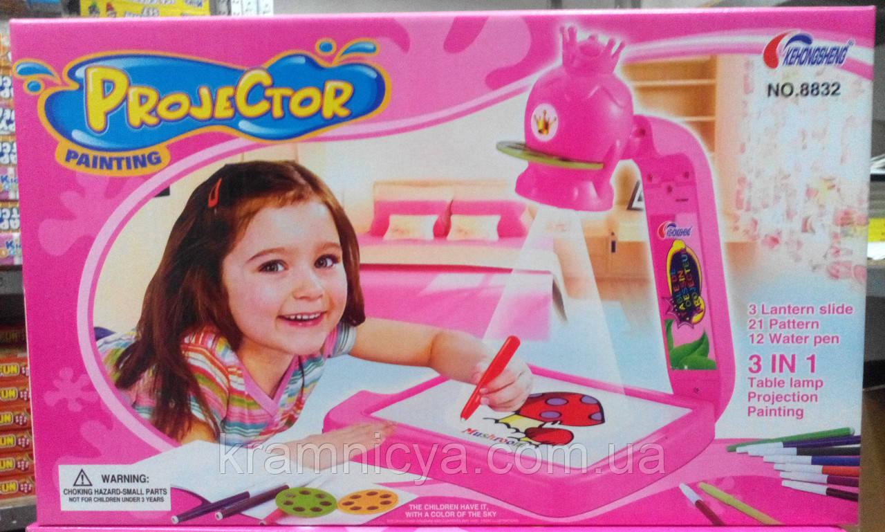 Проектор светодиодный детский