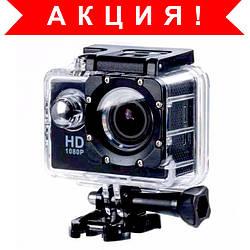 Экшн камера А7 Sport Full HD 1080P. Аналог GoPro gopro. Видеорегистратор
