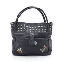 Женская сумка David Jones черная