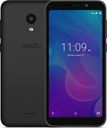 Смартфон Meizu C9 Pro 3/32GB Black Global Version Оригинал Гарантия 3 месяца / 12 месяцев, фото 2