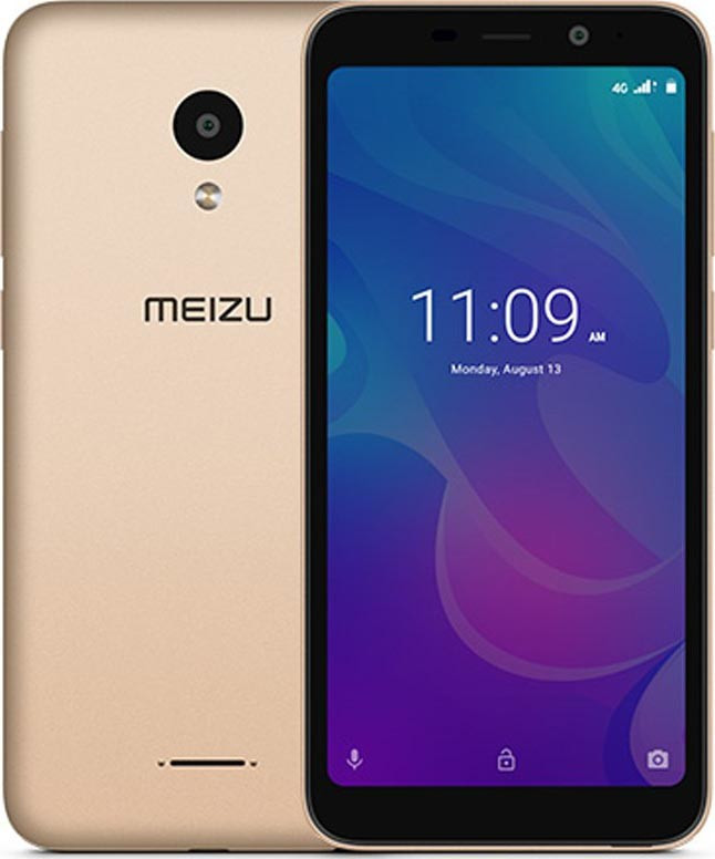 Смартфон Meizu C9 Pro 3/32GB Gold Global Version Оригинал Гарантия 3 месяца / 12 месяцев