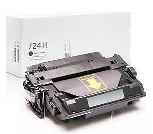 Картридж Canon 724H (чёрный) совместимый, увеличенный ресурс (12.500 копий), аналог 3484B002 от Gravitone