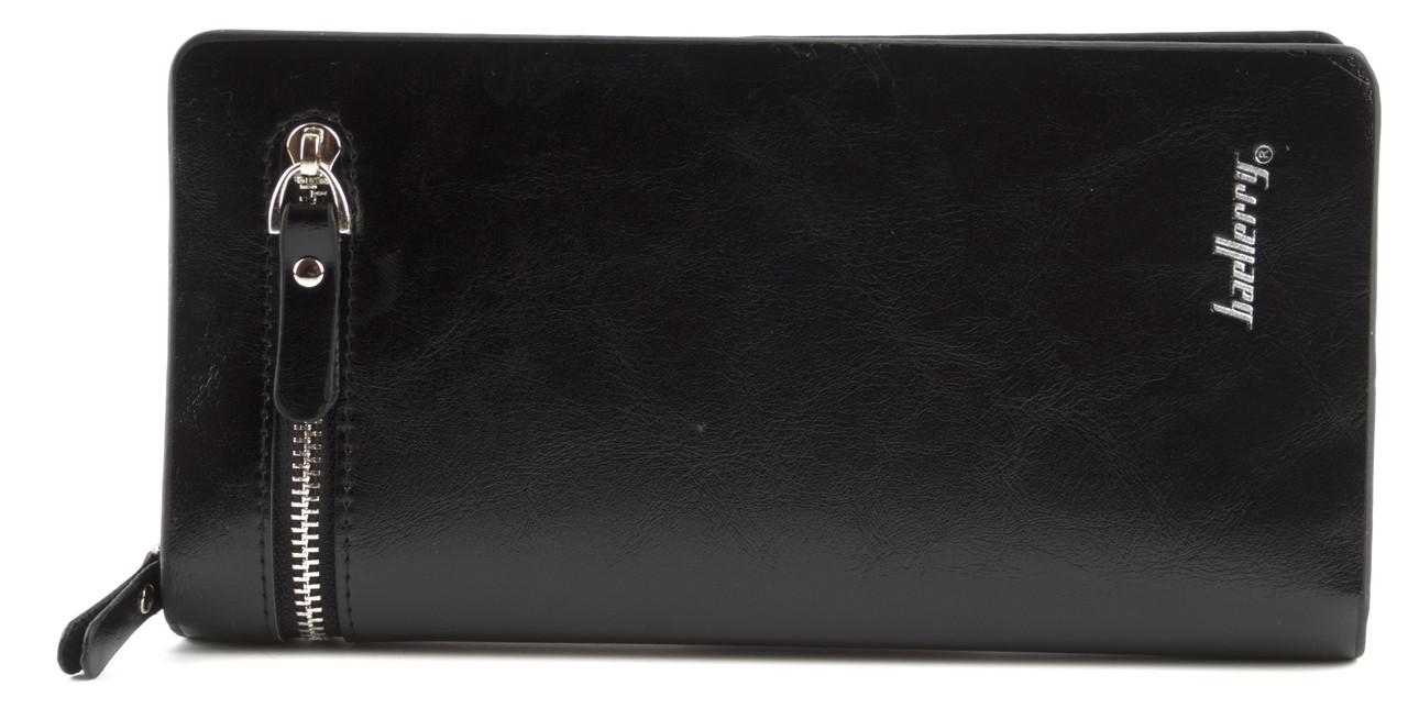 Ділова барсетка з великою кількістю відділів якісної гладкою еко шкіри BAELLERRY art. 2502 (sw003)