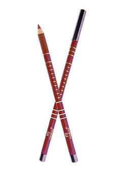 Карандаш деревянный для губ Malva №3 Terracotta