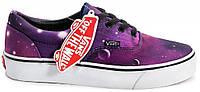 Кеды Vans фиолетовые