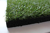 Резиновая плитка-трава декоративная (40/8 мм)