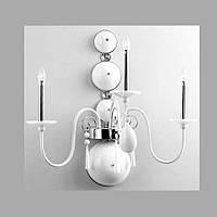Настенный светильник Белый