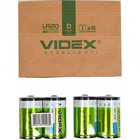 Батарейка щелочная  LR2O/D     V-299080