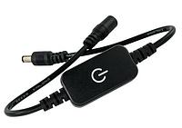 Диммер для светодиодных лент, модулей Touch-6A черный