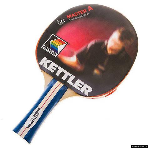 Ракетка для настольного тенниса Kettler, фото 2