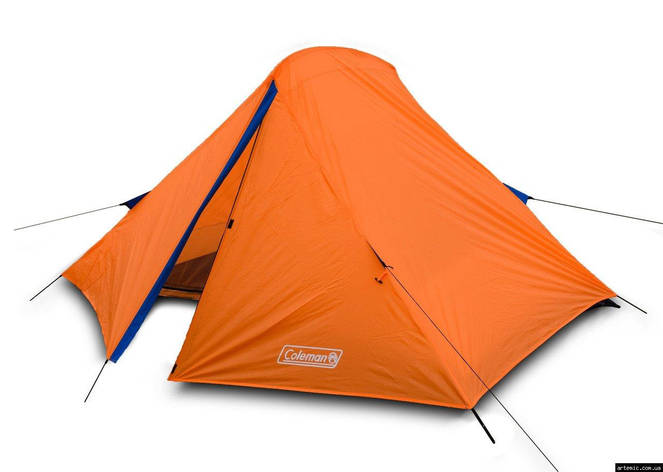 Палатка двухместная Coleman 1008, фото 2